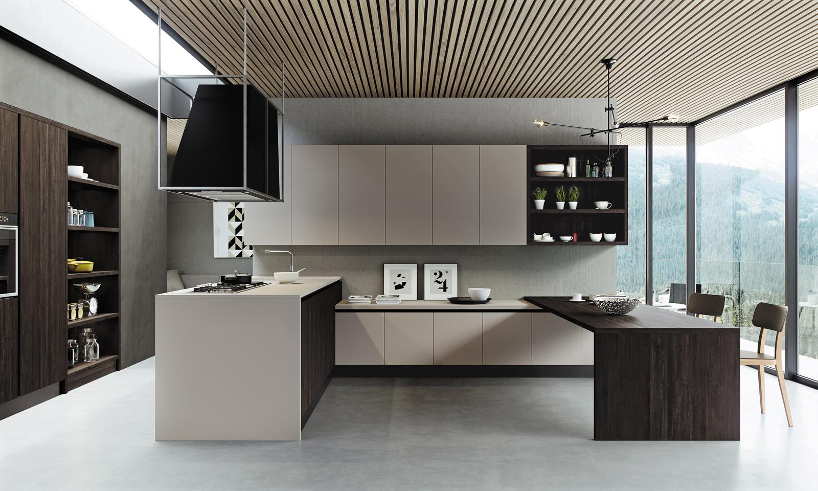 Cucine e living k internocasa - Cucine e living ...