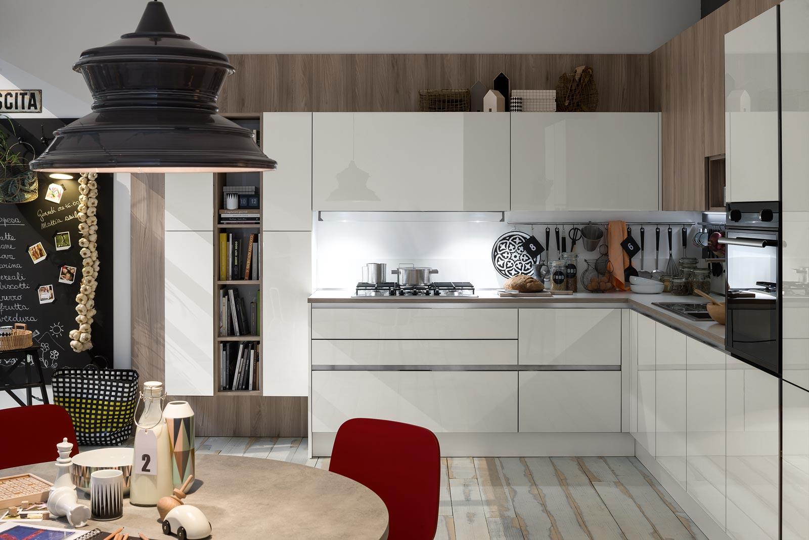 cucine e living k3 - internocasa
